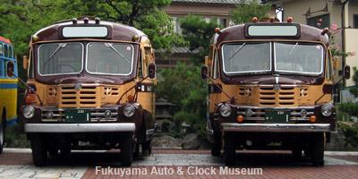 どちらが鞆鉄道のBX341で、どちらが魚沼交通のBX341か、お分かりになりますか?