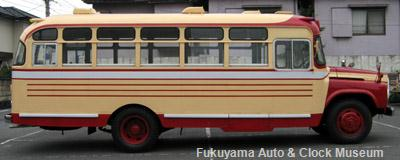 ボンネットバス・トヨタDB100(1967年式,呉羽自動車工業)