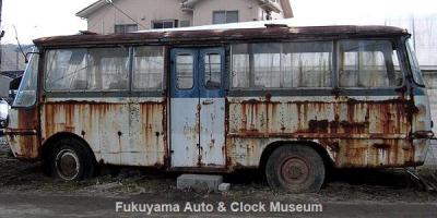 マツダ ライトバスAEVA(C)廃車体 2012.2.3車内片付け後に撮影【クリックで大きく表示】