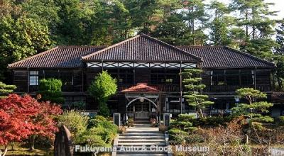 岡山県重要文化財 吹屋小学校校舎(本館,2010年11月5日撮影)【クリックで大きく表示】