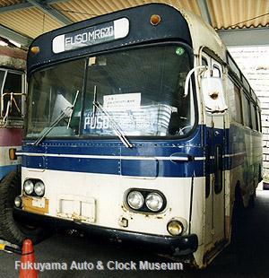 ふそうMR620(1968年式,呉羽自動車工業)