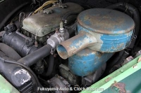 ボンネットバス・ニッサンU690(1963年式,渡辺自動車工業)に搭載のUD3型エンジン【クリックで大きく表示】