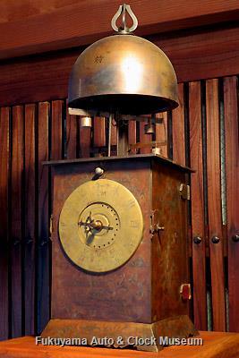 大型の台時計(櫓時計)