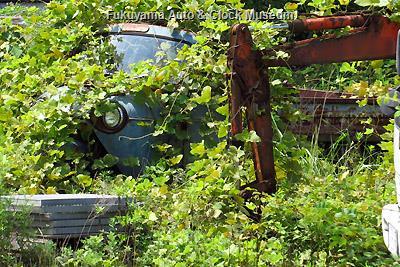 四国で出会ったマツダT2000ダンプ(TVA1DB)の廃車体