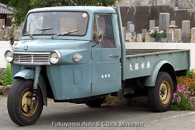 三輪トラック ダイハツCM8(1971年式)