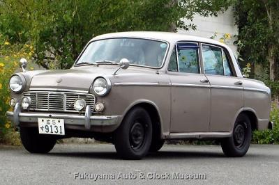 ダットサン ブルーバード1200 デラックス(P311,1961年式)【クリックで大きく表示】
