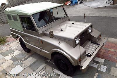 この車は何でしょう?