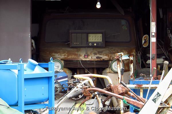 ダイハツUF8 or UM8の廃車体