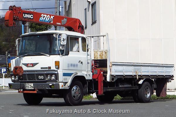 日野レンジャーKL-SD クレーン付トラック