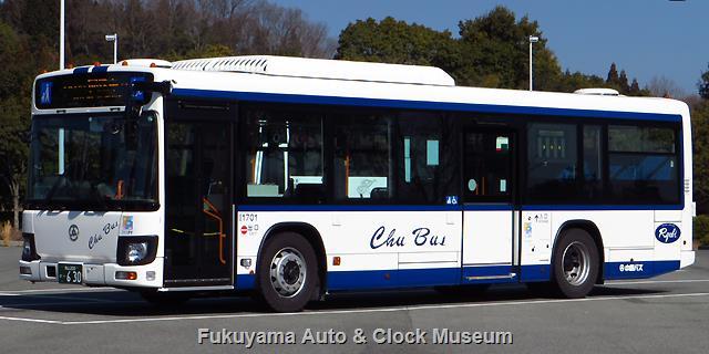 中国バスI1701 福山200か630 いすゞQKG-LV290N1 エルガ(ジェイ・バス,2017年式)