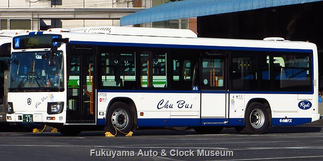 中国バスI1702 福山200か631 いすゞQKG-LV290N1 エルガ(ジェイ・バス,2017年式)