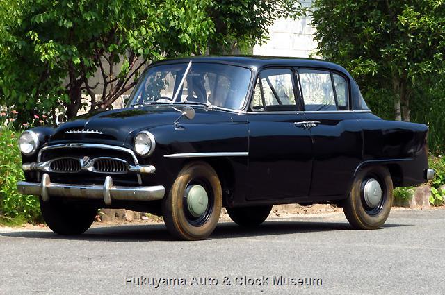 トヨペット クラウン RS(初代前期型スタンダード, 1958年式)