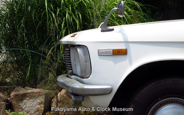 いすゞ K-PAD30V フローリアンバン ディーゼルの前端部側面観