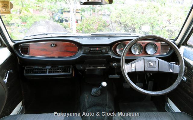 いすゞ K-PAD30V フローリアンバン ディーゼルの車内前方