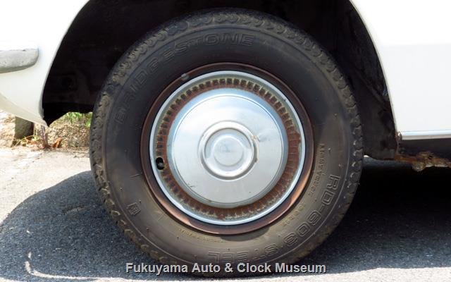 いすゞ K-PAD30V フローリアンバン ディーゼルに装着のタイヤ