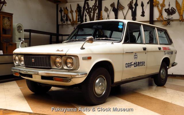 いすゞ K-PAD30V フローリアンバン ディーゼル(セパレートシート,昭和54年式) 館内展示