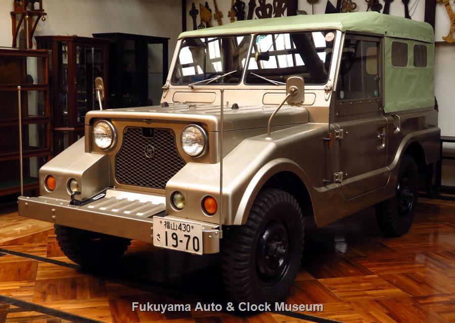 マツダX2000(型式XVA44 昭和45年式) 館内展示New