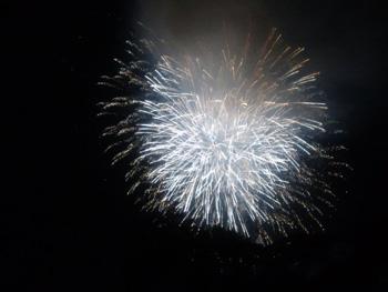 西武園花火の画像