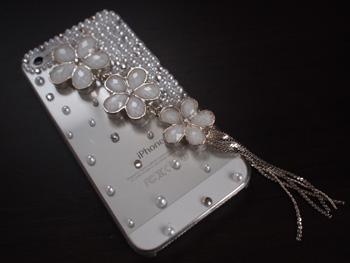 iphone5用デコケース