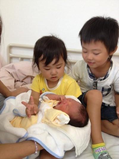 三男誕生3