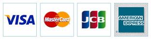 マメデザイン取り扱いクレジットカード