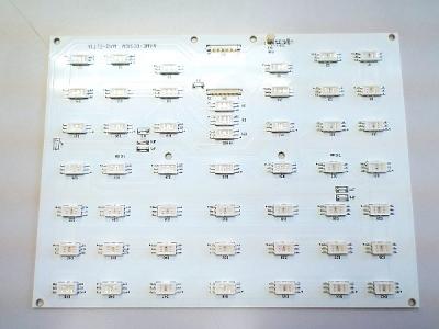 マメエコライト4次試作LED基板
