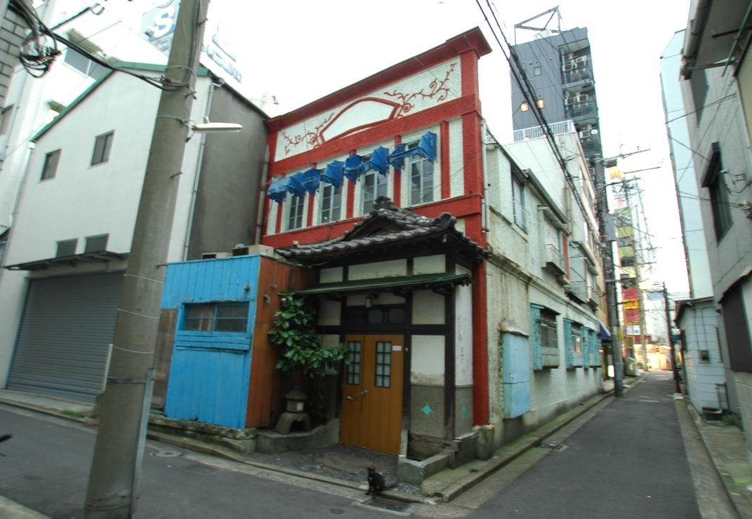 横浜異人娼館