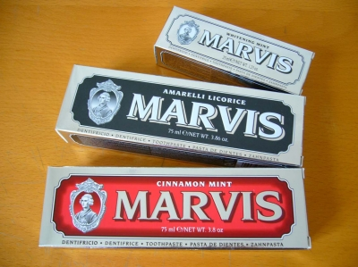 MARVIS赤黒