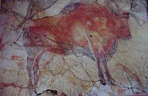 アルタミラの洞窟絵