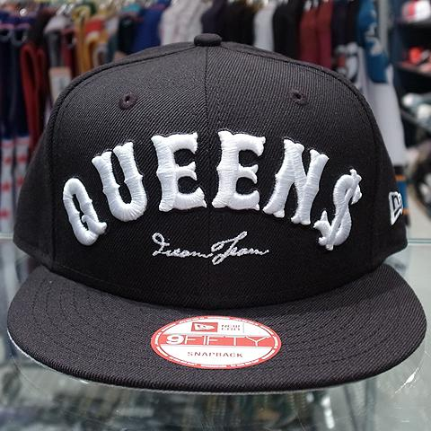 "Dream Team x New Era Snapback Cap ""Queens 2014""   Black x White 4 8ab1cbc8f9ff"