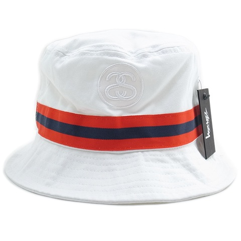 70a7259606c ... stussy link band bucket hat ...
