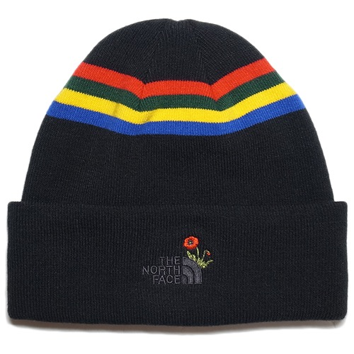 16e9f56f The North Face x Nordstrom by Olivia Kim Poppy Dog Workers Beanie Cap /  Black 9,000円+税