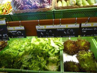 有機野菜販売