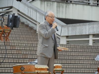 木本茨木市長のご祝辞