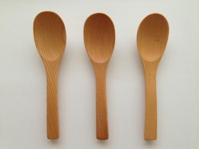 無印木製スプーン1