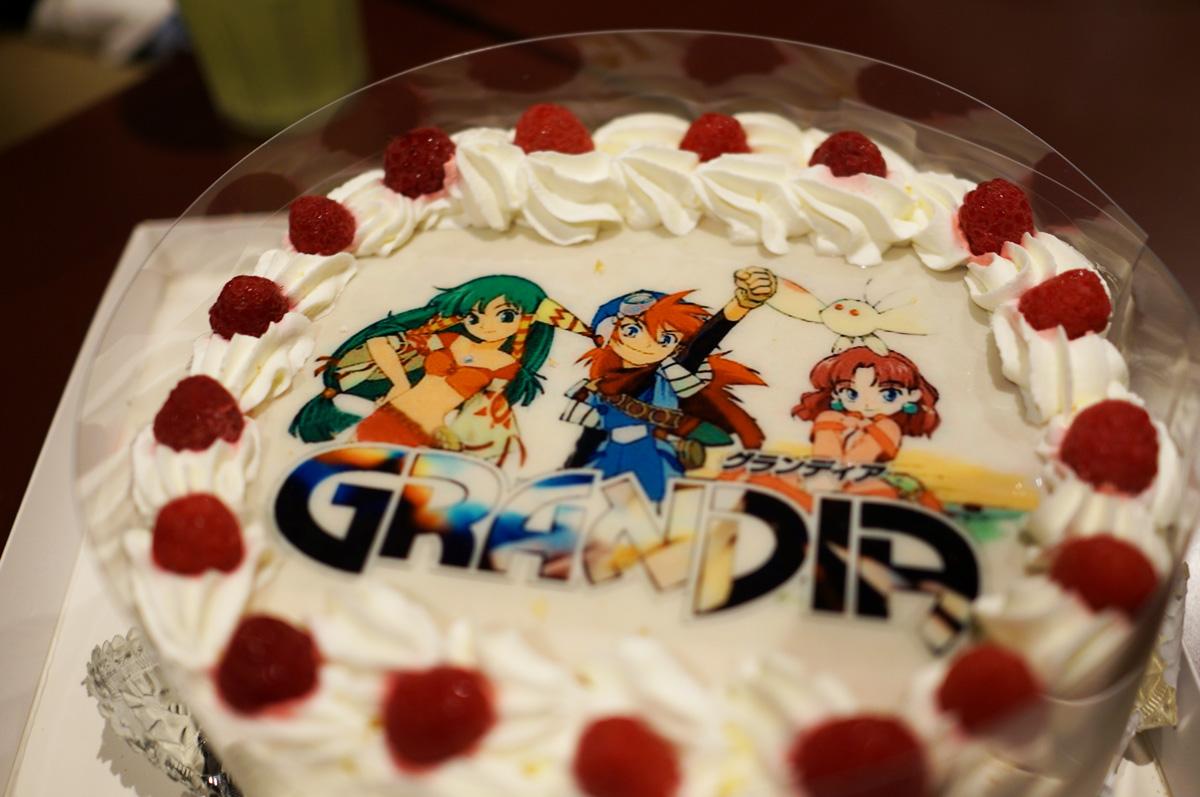 グランディアケーキ