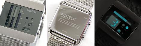 MoMAにも選定されているNOOKA(ヌーカ)のデジタル時計