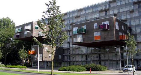 MVRDV建築設計のオクラホマ(WOZOCO)
