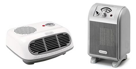 DeLonghi(デロンギ)の遠赤外線暖房器具ヒーター