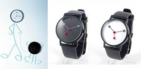 腕時計バージョンcaocao watch
