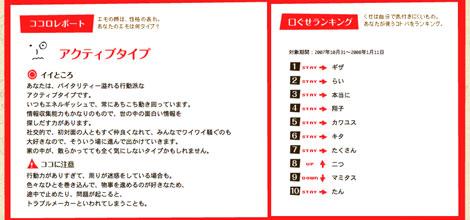 中川翔子(しょこたん)の分析レポートと口ぐせランキング