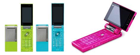 W61SH(AQUOS携帯)