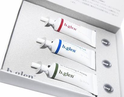 b.glen(ビーグレン)シミ(しみ)対策化粧品