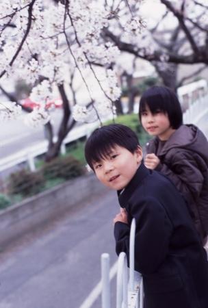 倫太朗と桃ちゃん