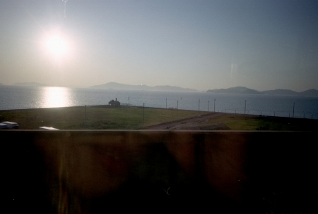 マリンライナーから見えた風景。それがとても素敵だったのです