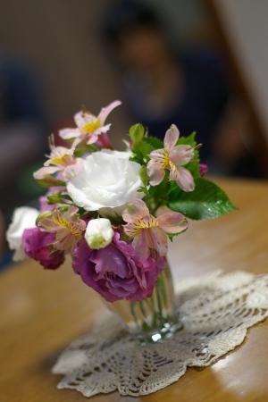 今年はバラがたくさん咲いてくれました