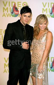Joel and Hilary