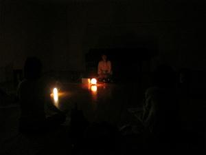新月の祈りライブ1