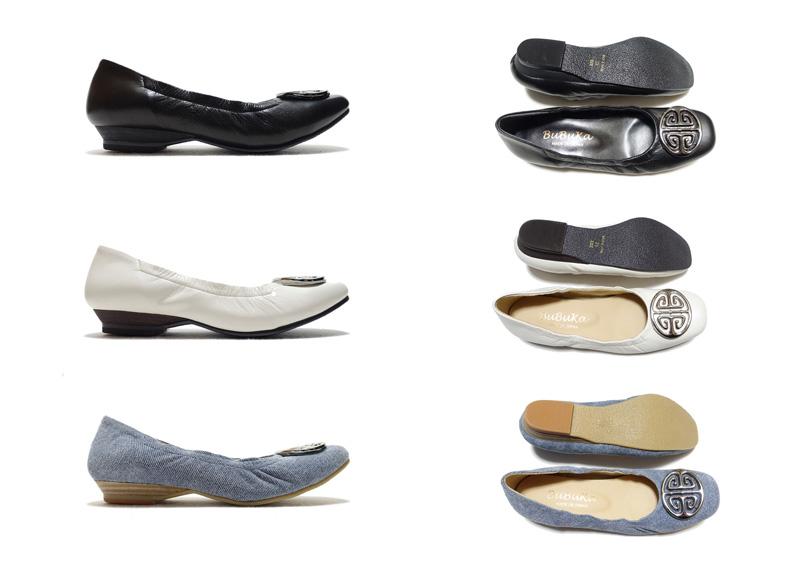 BUBUKA 靴 バレリーナ