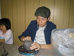 陶器作り2